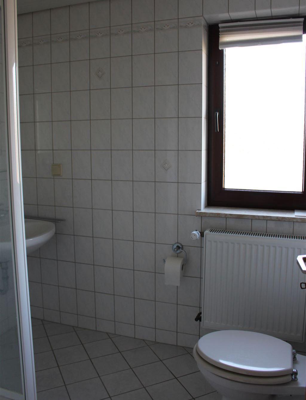 Duschbad-Anbau